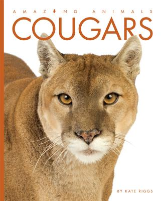 Cougars By Riggs, Kate